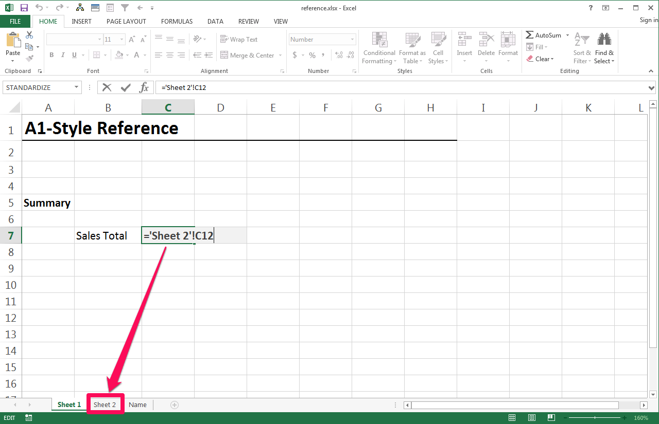 How To Convert New Excel From R1c1 To A1