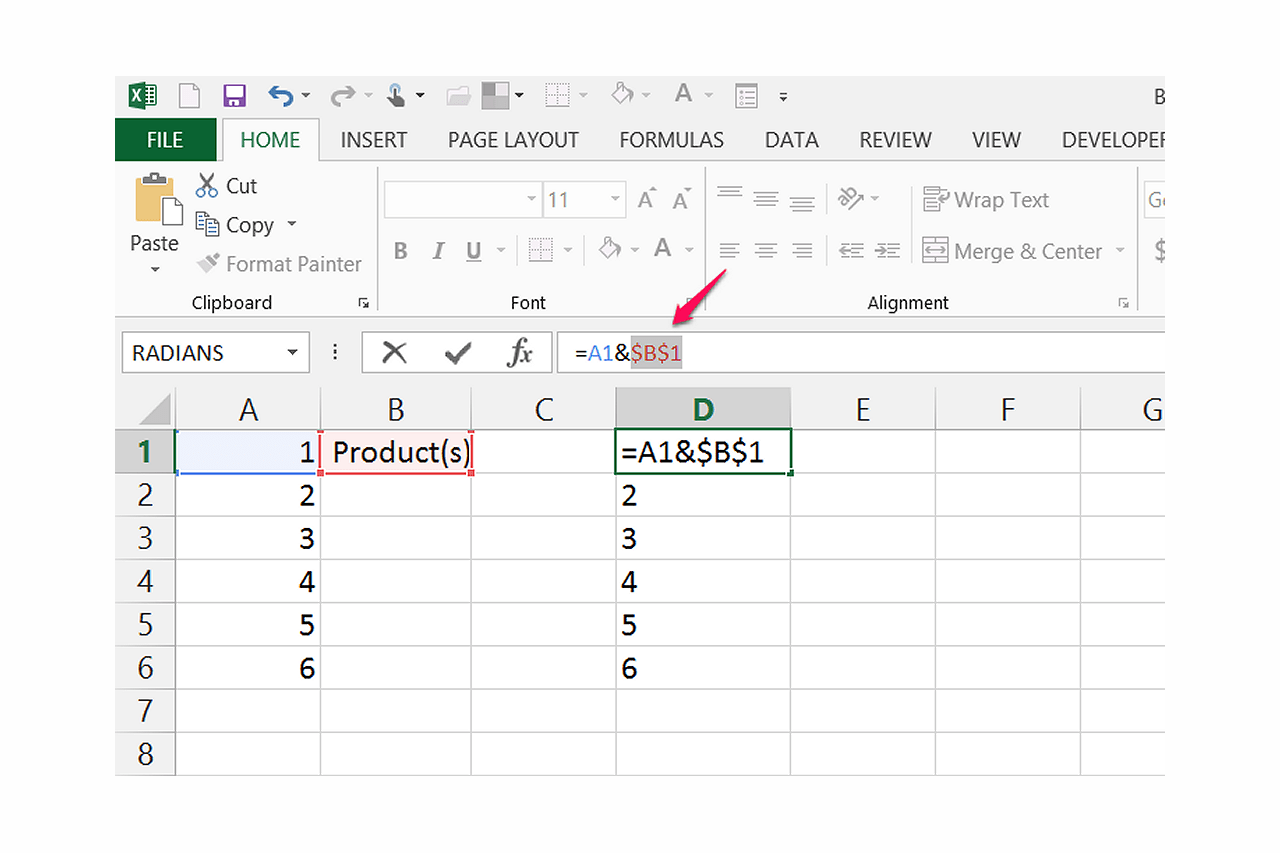 How To Make A Cell Reference Absolute In Excel