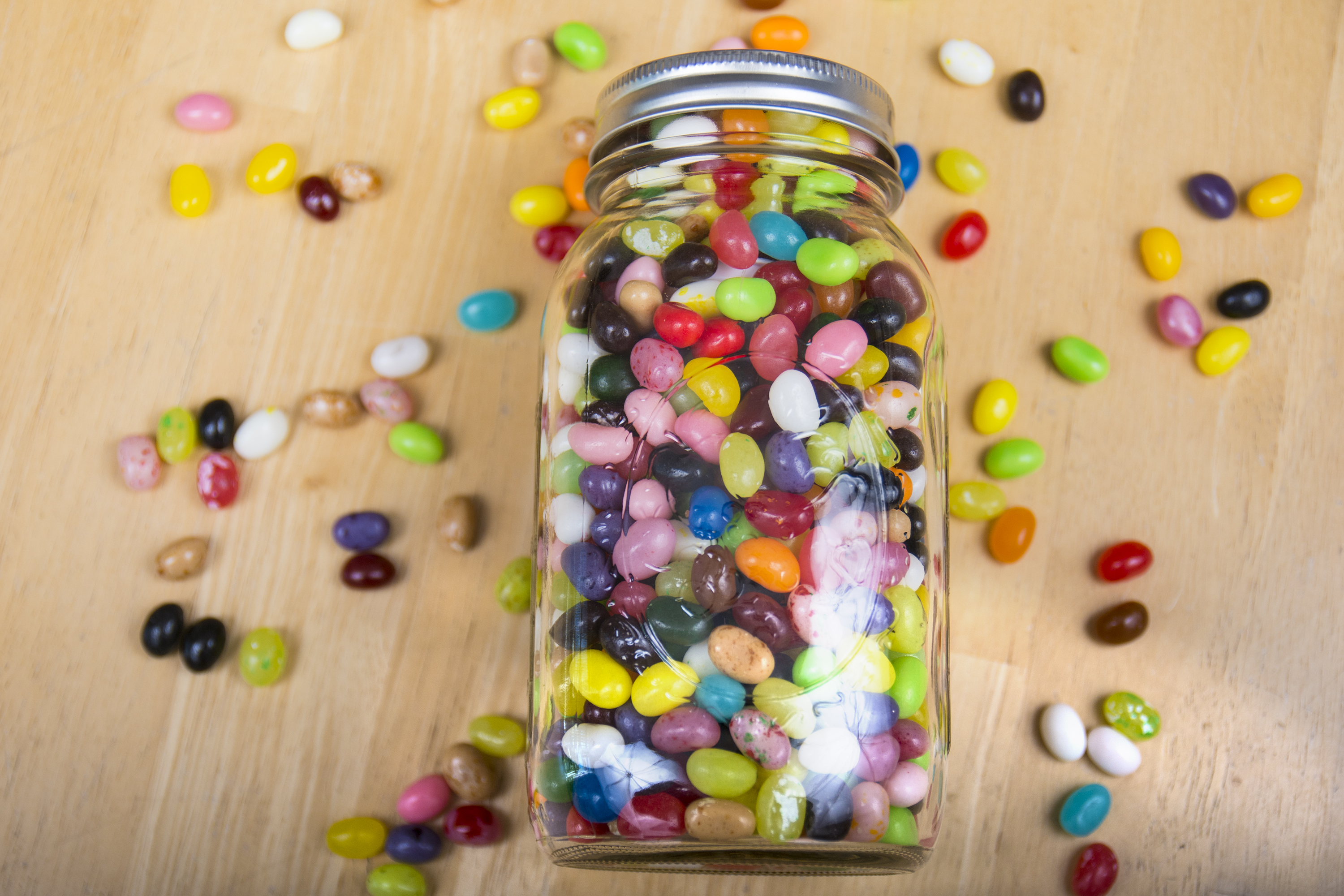How To Count Jelly Beans In A Jar