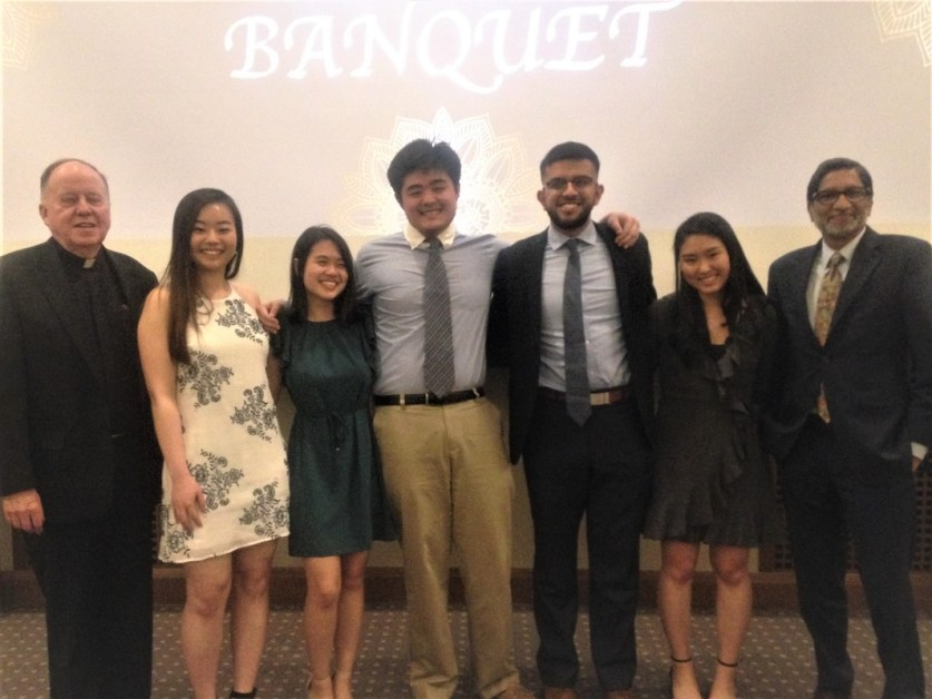 Jinoo Song, MCAS '20, Wins Aquino Scholarship