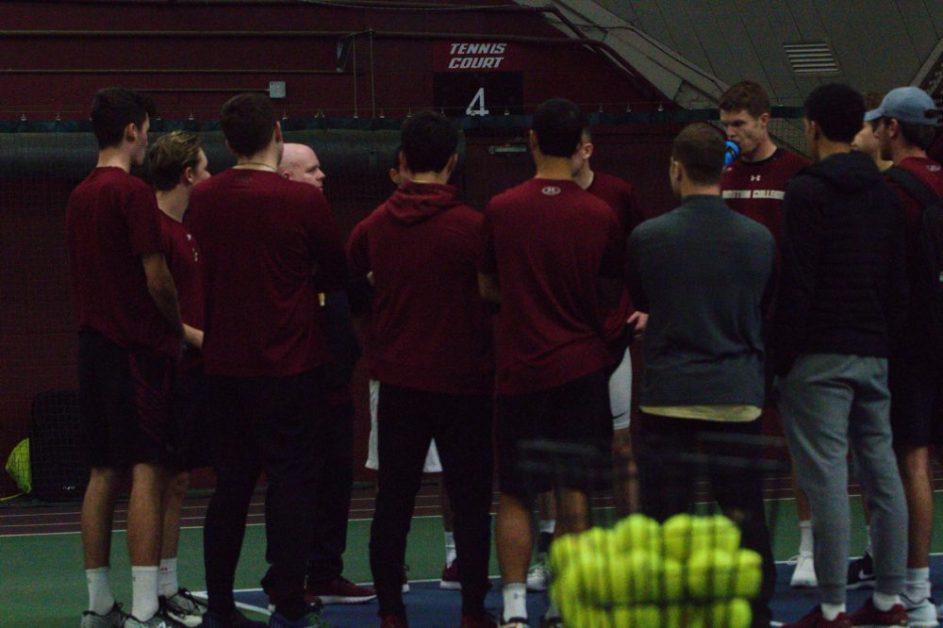 Season in Review: 2019 Men's Tennis