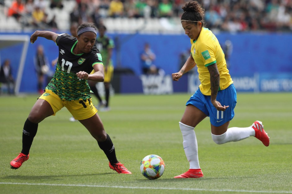 Representing Jamaica, Allyson Swaby's FIFA World Cup Debut Ends in Group Play
