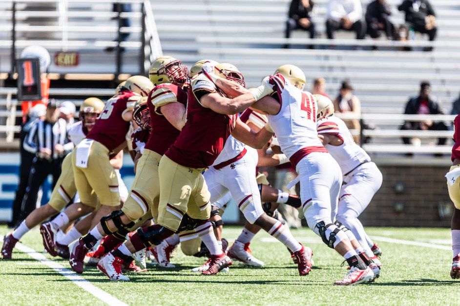 Eagles Take Step Forward in Second and Final Fall Scrimmage