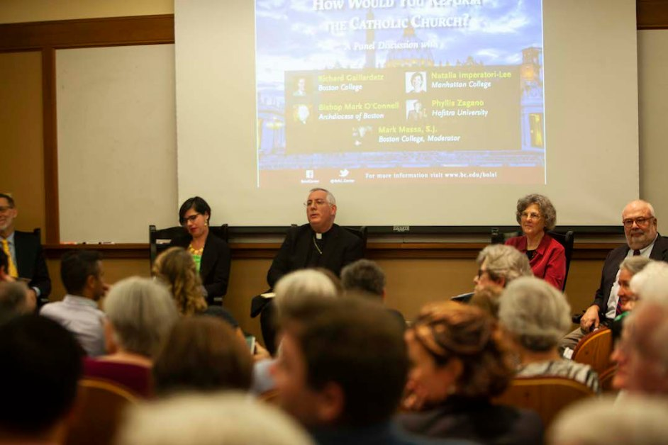 Boisi Center Panelists Call for Increased Inclusivity, Accountability in the Church