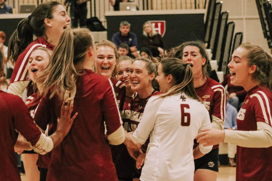 Strawberry, BC Beats Clemson to Open ACC Play