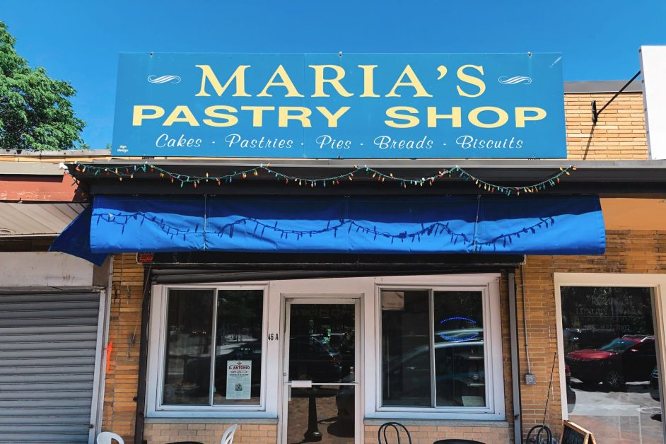 Maria's Pastry Shop Closing in North End