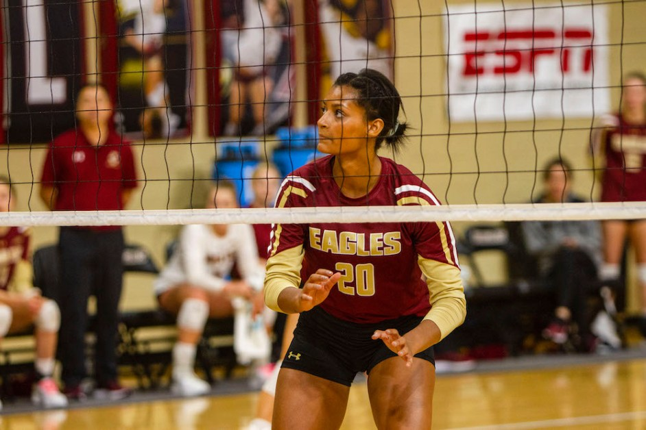 Eagles Drop Two of Three at Oregon Classic to Open Season