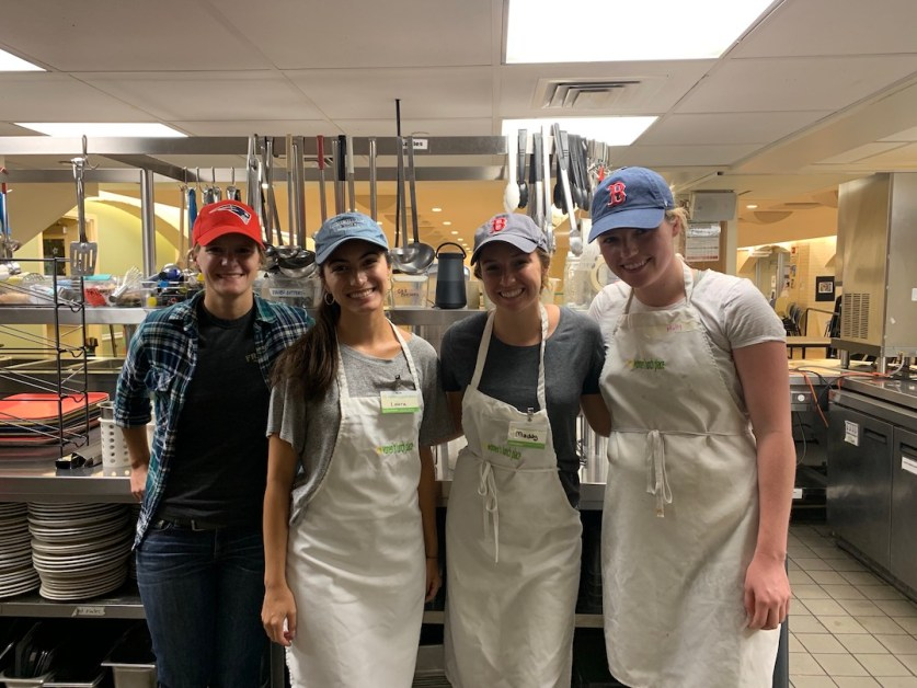 PILF Brings BC Law Community Together for Days of Service