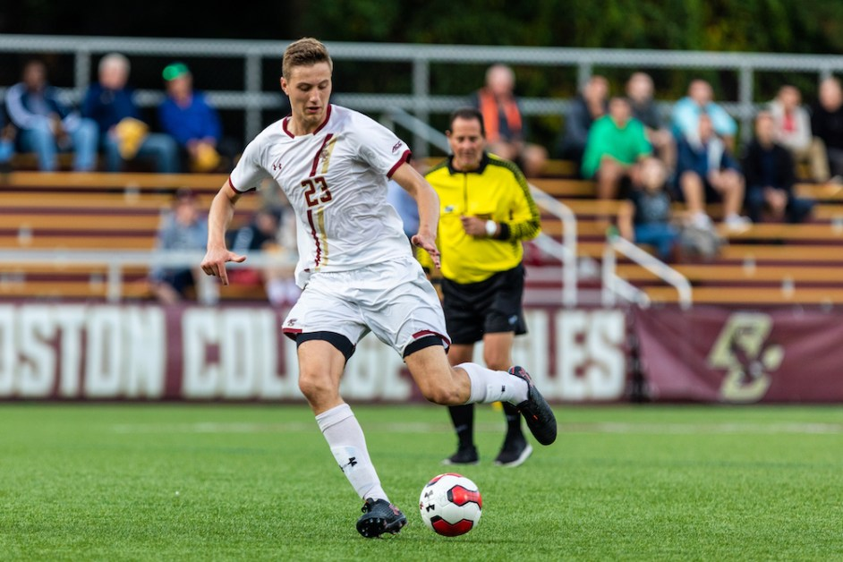 Eagles Lose Lead in 90th Minute, Fall to Louisville in OT