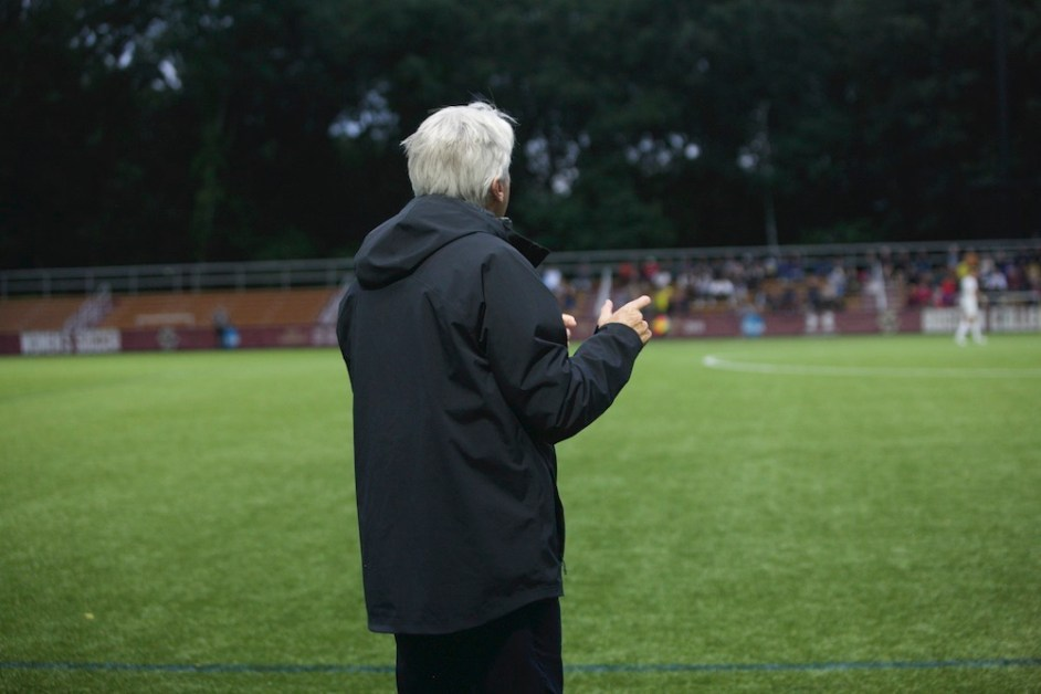 After 32 Spectacular Years at the Helm, Ed Kelly Retires as Head Soccer Coach