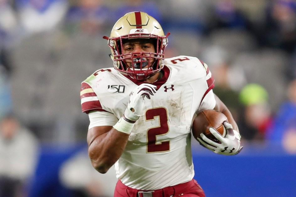 Dillon Decides to Forgo Senior Season, Declare for 2020 NFL Draft
