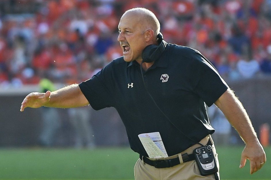 Who Might BC Hire to Replace Addazio?