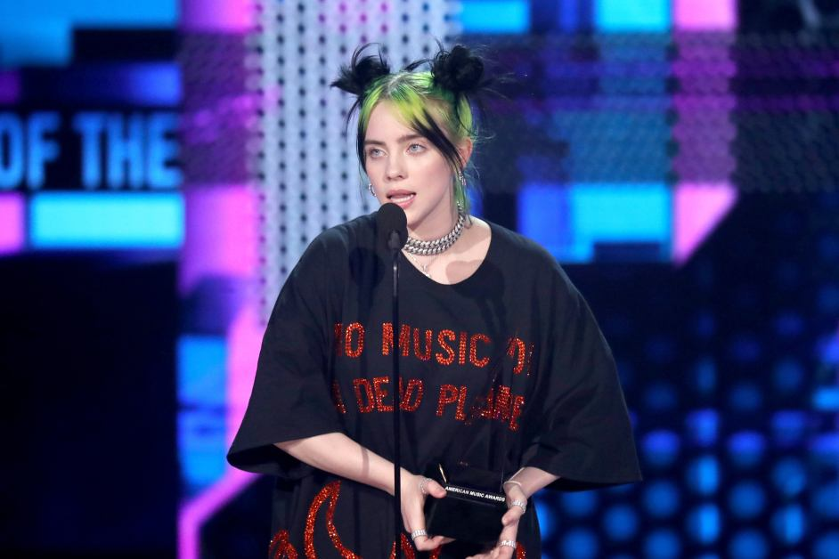 The AMAs Look Back as Music Moves Forward