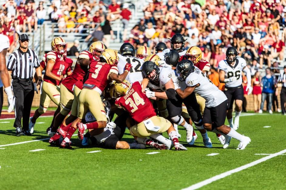Boston College Football Adds Three More Recruits