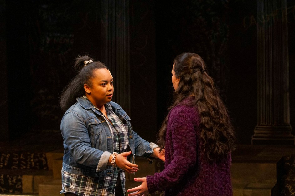 'Back The Night' Confronts College Women's Safety