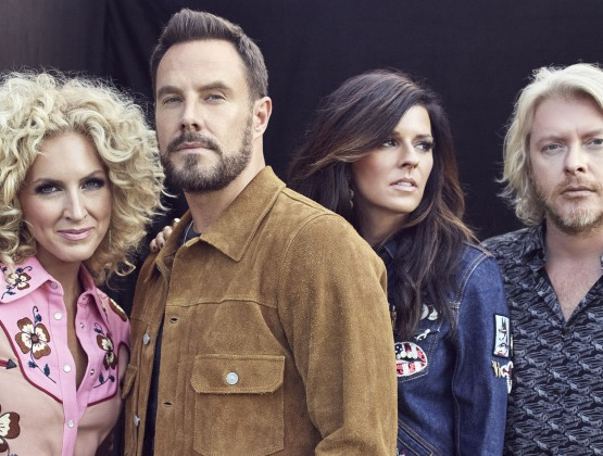 Little Big Town Shoots for the Stars on Dreamy 'Nightfall'