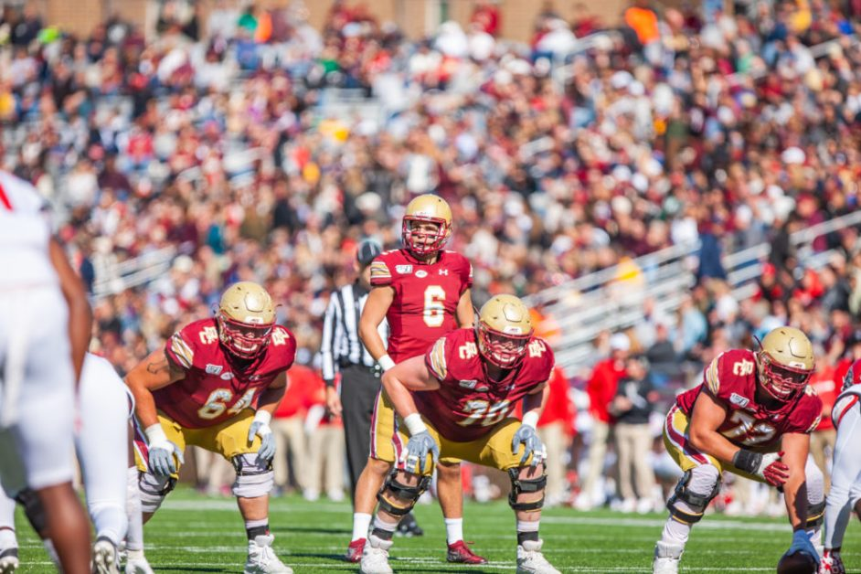 BC Offensive Line Coach Phil Trautwein Hired Away by Penn State