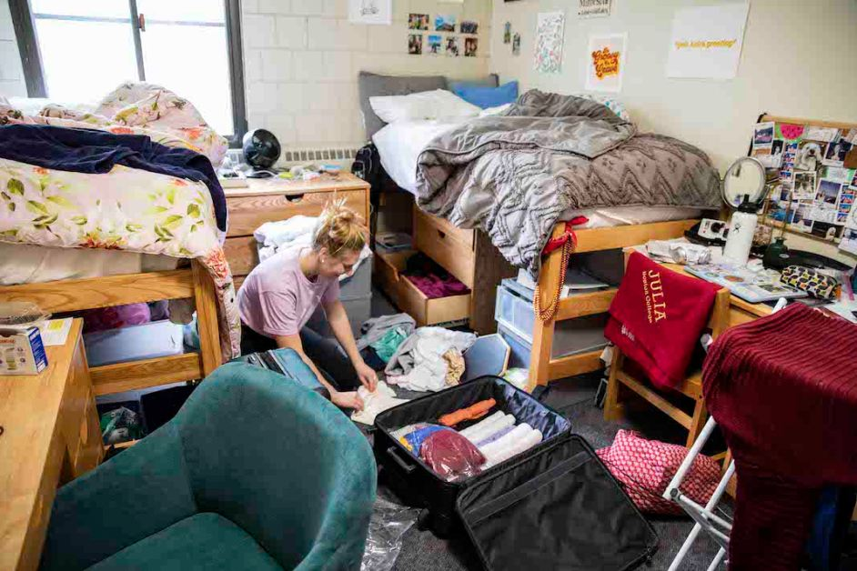 Frustration Pervades BC Students As They Move Out of Dorms