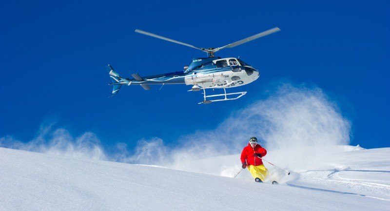 Rory Angold, Sports Enthusiast, Discusses the Ins and Outs of Heli-Skiing