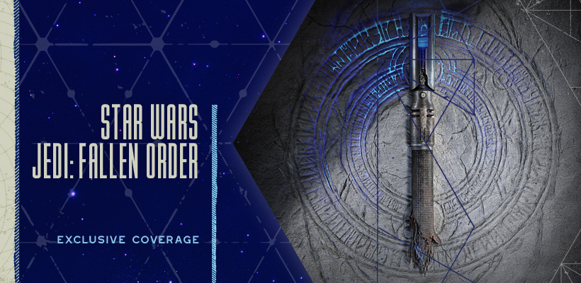 Star Wars Jedi: Fallen Order Exclusive Coverage Hub