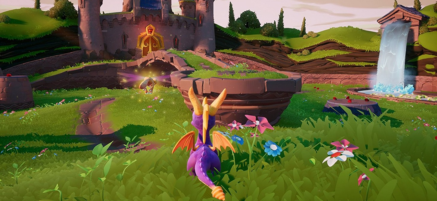 Spyro Reignited Trilogy Website Lists Unannounced PC And