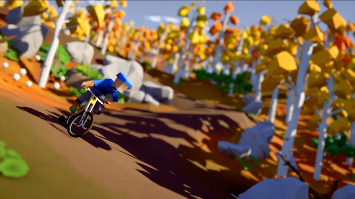 Lonely Mountains Downhill Will Be Heaven For Speedrunners - Game ...