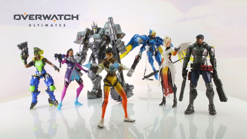 Hasbro Announces Overwatch Ultimates Toy Line Game Informer