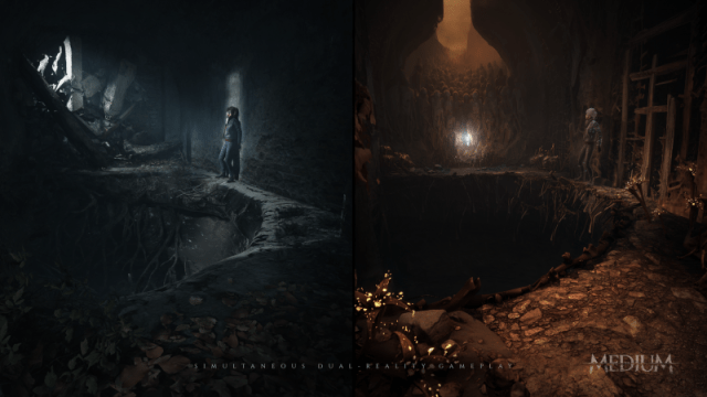 New The Medium Trailer Introduces The Game's Main Antagonist, The Maw 2