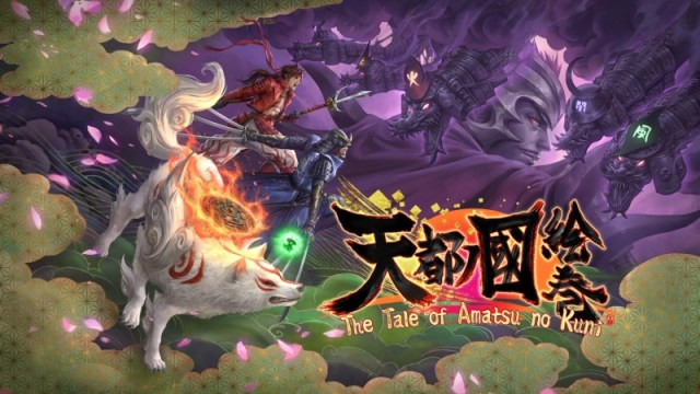 Okami Invades Teppen With New 'The Tale Of Amatsu No Kuni' Expansion 2