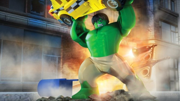 Animating The Incredible Hulk In Lego Marvel Super Heroes ...
