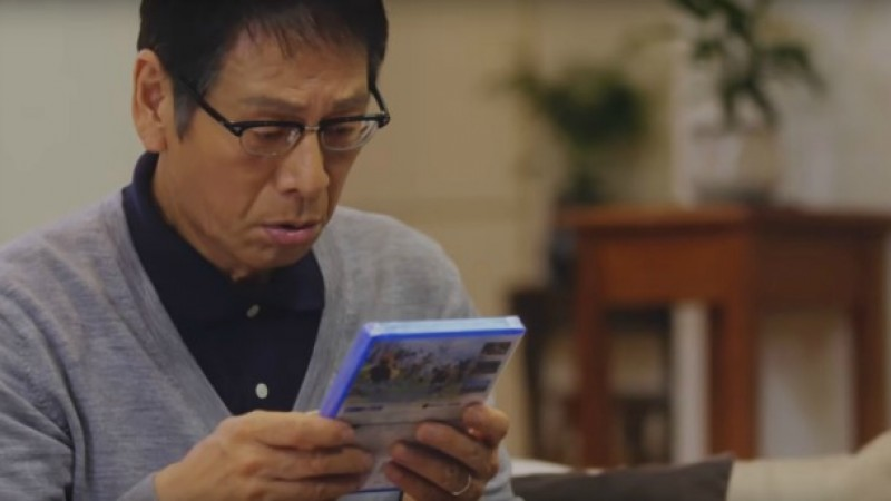 Final Fantasy Daddy Of Light A Real Thing Coming To Netflix Game Informer
