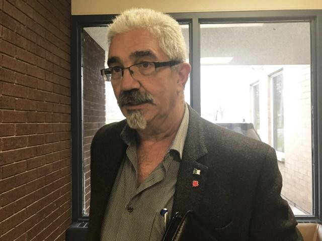 Didier Marotte, directeur général du centre communautaire francophone Windsor-Essex-Kent (CCF-WEK)