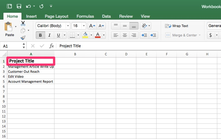 While the above issue tracker template is good for most project needs, often you might need something little more robust. Project Tracking Template In Excel Pm Blog