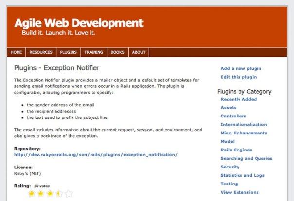 Exception Notifier 2006