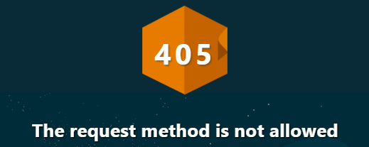 405 Method Not Allowed: What It Is and How to Fix It