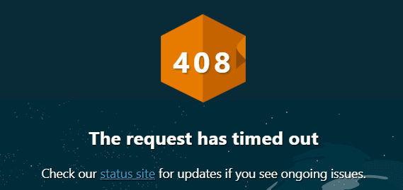 408 Request Timeout: What It Is and How to Fix It