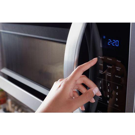 1 7 cu ft microwave hood combination