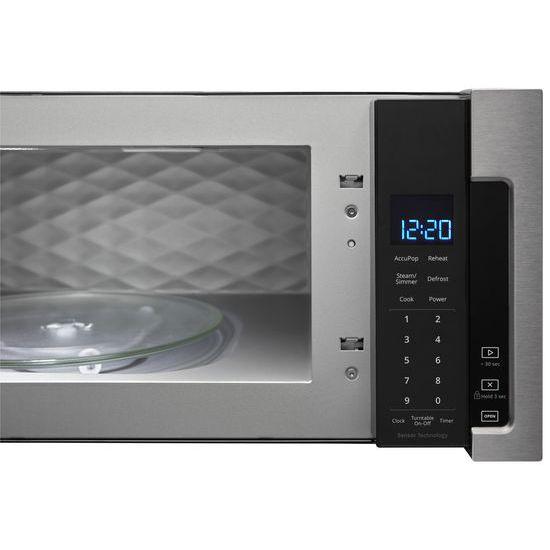 1 1 cu ft low profile microwave hood