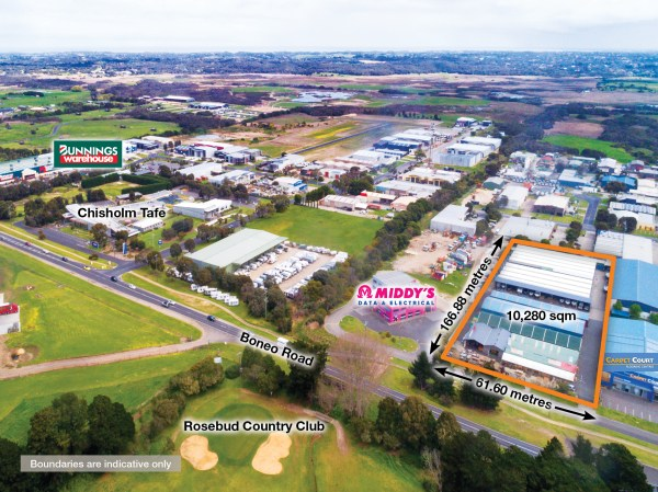 Prime Position Development Site - Burgess Rawson