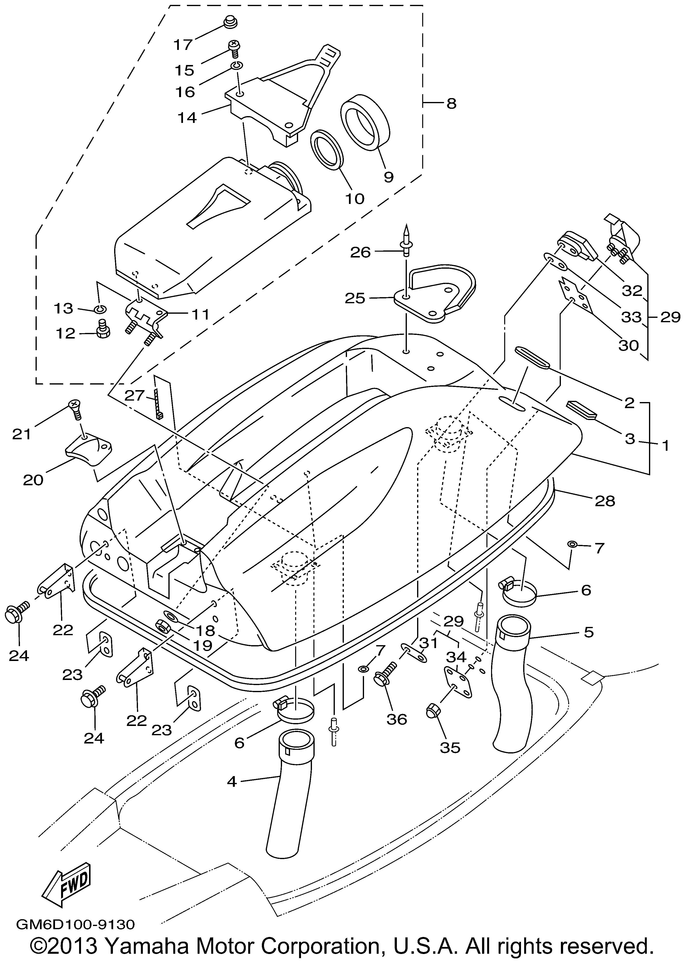 Kimpex Wiring Diagram
