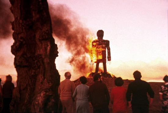 Image result for the wicker man
