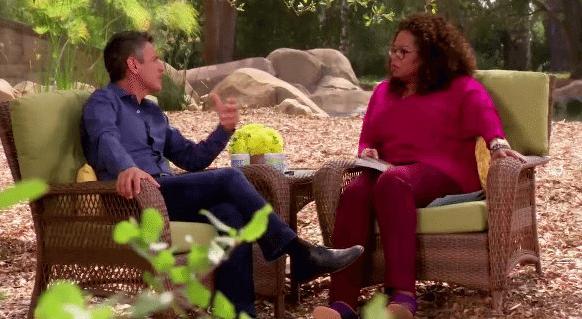 Oprah & Aslan