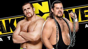 NXT TakeOver-Mojo