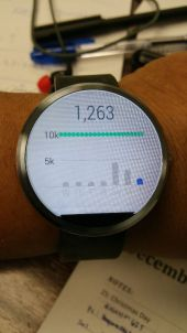 Discrepancy in steps vs. Note 4 Pedometer