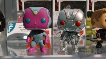 Vision & Ultron