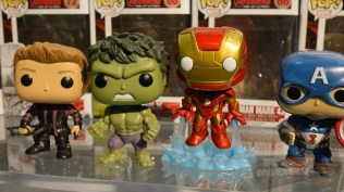 Hulk & Iron Man