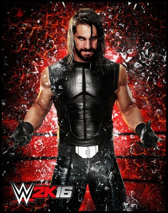 WWE2K16SethRollins