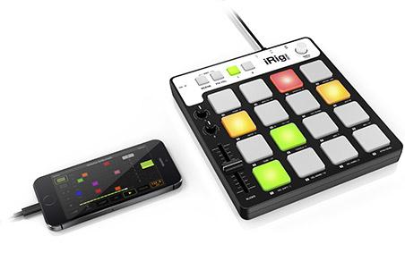 iRigPads_iPhone+GM2_multicolor