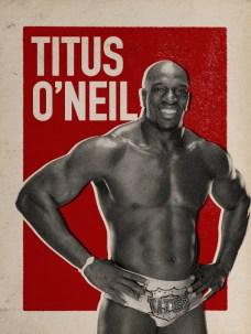 TITUS ONEIL