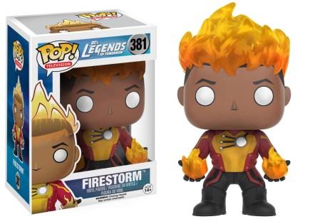 Firestorm Pop!